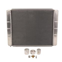 U-Weld-It Custom Aluminum Radiator Kit, 26 x 19 Inch