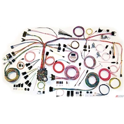 American Autowire 500661 Complete Wiring Harness Kit, 1967-68 Camaro