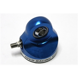 Garage Sale - AFCO 550010072 Blue T2 End Cap with Bearing