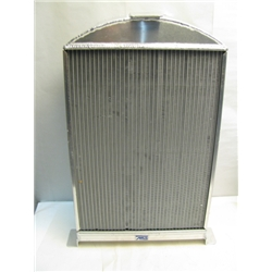 Garage Sale - AFCO 1933-37 Ford Car Aluminum Radiator, Ford Engine