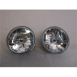 Garage Sale - Speedway 7 Inch Fluited Headlights