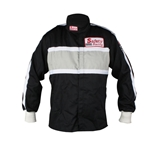 Garage Sale - Safety Racing Proban Driver Jacket, Black, Size Large