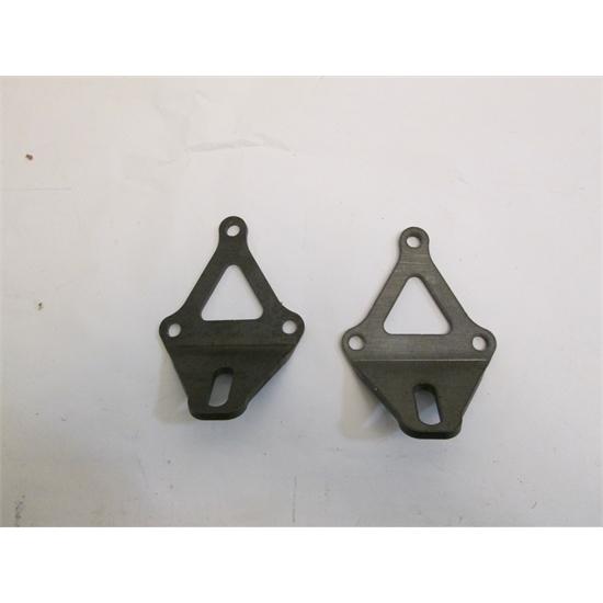 Small Block Chevy Motor Mount Brackets: Steel Small Block Chevy Front Motor Mounts