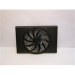 Garage Sale - AFCO Black Radiator Fan And Shroud for AFCO 10680252 Radiators