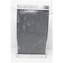 Garage Sale - AFCO 1973-87 Chevy Truck LS Swap Aluminum Radiator, With Trans Cooler