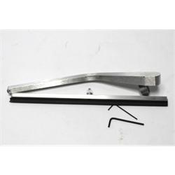 Garage Sale - Specialty Power Windows WAB-01BR Billet Aluminum Wiper Arm, RH Bend