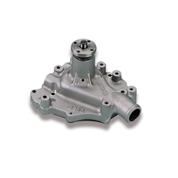 Garage Sale - Weiand 8210WIN Action +Plus Satin Aluminum Water Pump Ford 302, 351W