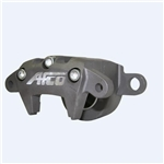 AFCO 6630310 Aluminum Metric Caliper, 2 Inch Piston