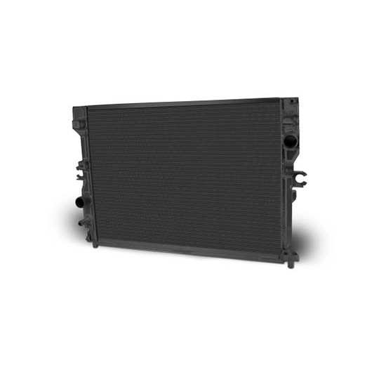 AFCO 80292B Direct Fit Radiator, 2014-15 Corvette C7, Black
