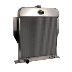 AFCO 1949-53 Ford Aluminum Radiator, Ford Engine