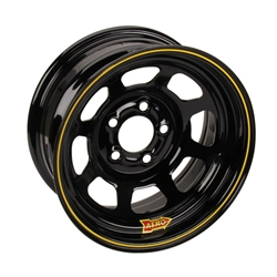 Aero 50 Series DOT Certified 15 Inch Race Wheels, 5 on 4-3/4 Bolt Pattern
