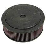 K&N Filters 61-2040 Flow Control Air Cleaner, Rochester 2G 2 Barrel