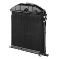 Walker C-Ac493-1 Cobra 1942-1948 Ford Radiator, Condenser-Chevy Engine