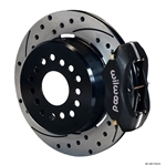 Wilwood 140-7143-D FDL Rear Brake Kit, Small Ford 2.66 Off