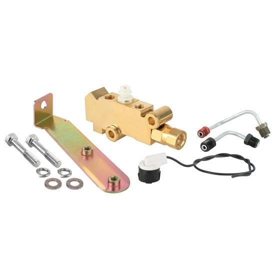adjustable proportioning valve instructions