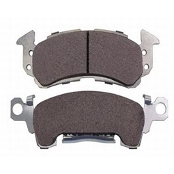 Hawk HB119A.594 Performance 1978-Up HPS Brake Pads, DTC-15