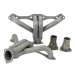Speedway Small Block Chevy Hugger Tight Fit Headers, Plain