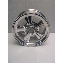 Garage Sale - Rocket Strike Mag Wheel, 15X7, 5 on 5 Bolt Pattern, 4.25 Inch Backspacing