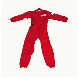 Garage Sale - Safety Racing Proban Single Layer, One-Piece Economy Racing Suit, Large