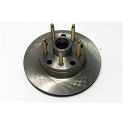 Garage Sale - AFCO 9850-6511 11 Inch Granada Style Rotor, 1975-1981 5 x 4-1/2 Inch