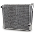 AFCO Economy Universal GM Aluminum Racing Radiator, 24 Inch