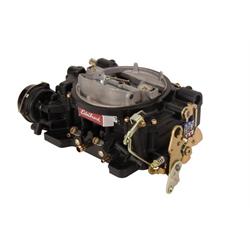Edelbrock 14063 Performer 600 CFM 4 Barrel Carb, Electric Choke, Black
