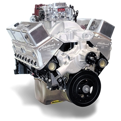 Edelbrock 45710 Performer RPM 9.5:1 Performance Crate Engine, 410 HP