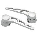 Lokar IDH-2009 Polished Billet Aluminum Door Handle, GM, Ford 1949-Up