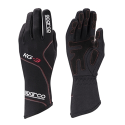 Sparco Blizzard KG-3 Race Karting Gloves, Entry-Level