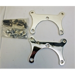 Garage Sale - Total Performance Chrome Dual Wilwood Caliper Brackets