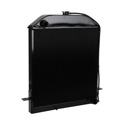 Walker C-496-1 Cobra 1941 Ford Deluxe Radiator for Chevy Engine