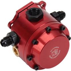 Waterman 250300M .300 Fuel Pump and Manifold