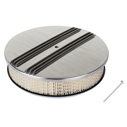 14 Inch Round Double Finned Air Cleaner