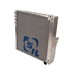 FSR 6291T2 Sprint Racing Triple Pass Radiator