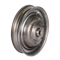 Murray 7 Inch Tractor/Wagon Wheel for 1/2 Inch Axle, Free
