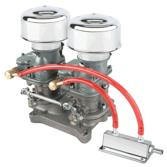 Historic Holley Carburetor Milestones - Rod Authority