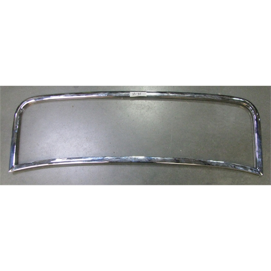 Garage sale 1933 34 ford closed car coupe windshield frame plain