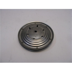 Garage Sale - 7.5 Inch Ripple Wheel For 3-3/8 Hub Cap