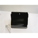 Garage Sale - Steel Drop-Out Battery Box, Black