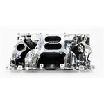 Garage Sale - Edelbrock 75164 262-400 Chevy EnduraShine RPM Air-Gap Vortec Intake
