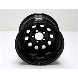"Garage Sale - Speedway Circle Track 15 X 10 Wheel, 5 On 4-3/4 Inch, 3"" Backspace"