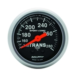 Auto Meter 3351 Sport-Comp Mechanical Transmission Temperature Gauge