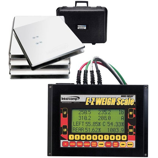 Intercomp SW500 E-Z Weigh Scales