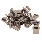 Manley 13081T-16 Super 7 Degree Valve Locks, .050 Less, 16 Pairs