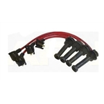 MSD 32939 Super Conductor Plug Wires, 98-01 Ford ZX-2, 2.0L, 4 cyl
