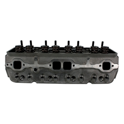 RHS Pro Action Small Block Chevy Cast Iron Heads, 200CC / 64CC
