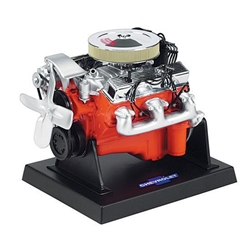 1:6 Scale Die-Cast Small Block Chevy Engine Replica