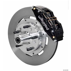 Wilwood 140-10740 DP6 12.19 Front Disc Brake Kit, 62-72 Mopar B/E-Body