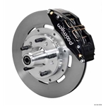 Wilwood 140-10740 DP6 12.19 Front Brake Kit, 62-72 B-Body/70-72 E-Body