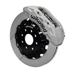 Wilwood 140-13873C TX6R Big Brake Truck Front Brake Kit, Clear